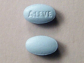 Aleve doses adults