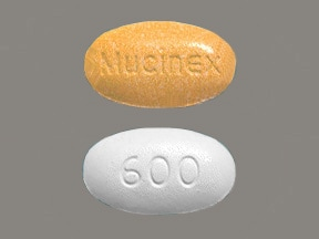 Mucinex D 60 Mg 600 Mg Tabletextended Release Drug Encyclopedia