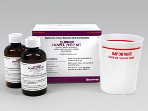 kaiser colonoscopy prep instructions