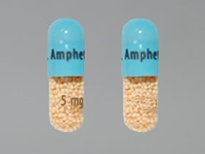 Generic Adderall 5 Mg