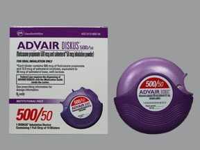 advair inhaler manufacturer