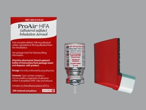 is albuterol sulphate a steroid