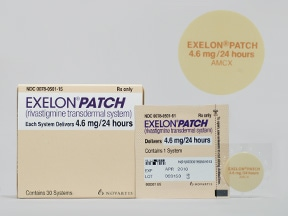 Medication exelon
