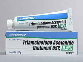 triamcinolone topical face