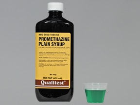 Promethazine 6 25 Mg 5 Ml Syrup Drug Encyclopedia Kaiser Permanente
