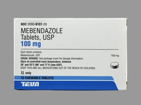 Replacement For Mebendazole