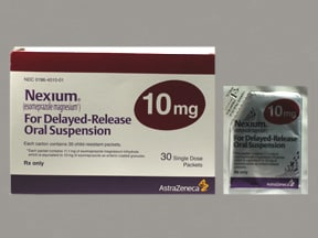 Nexium Packet 40 mg granules delayed release for susp | Drug ...