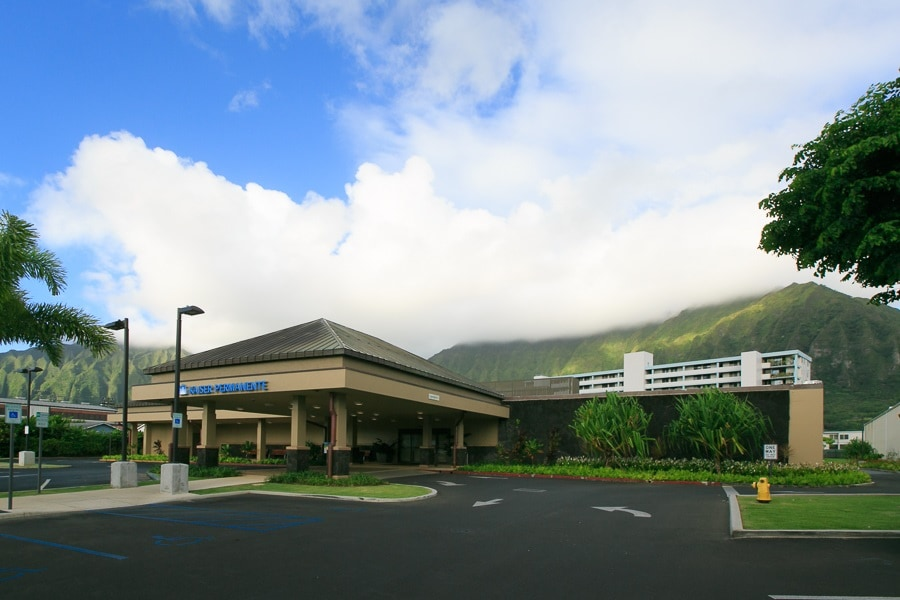 Kaiser Permanente Koolau Medical Office
