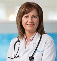 Photo of Laura E. Haseganu, MD