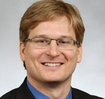 Photo of David A. Kallberg, CRNA