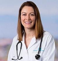 Photo of Leslie M. Pearson, MD