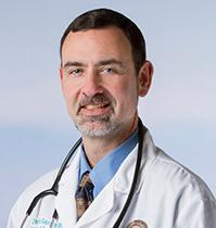 Photo of David D. Gerding, MD