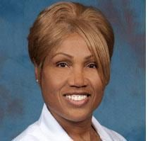 Photo of Lynette L. Allen-Pye, CNM