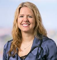 Photo of Andrea Wiegand, CNM