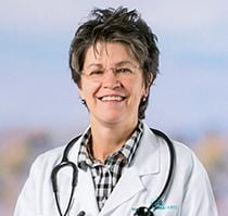 Photo of Jill P. Christy, MD