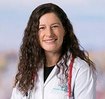 Photo of Alison R. Yager, MD