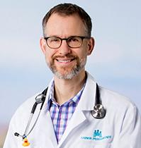Photo of Brian A. Jaquette, MD