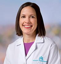 Photo of Kristy A. Bauman, MD
