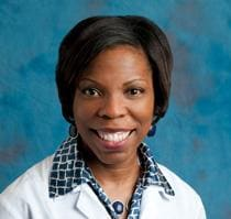 Photo of Reneathia P. Baker, MD